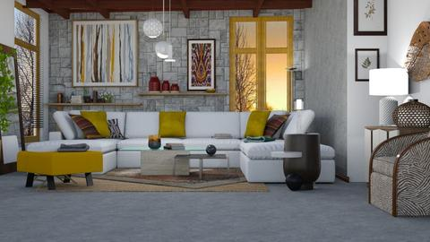 2019 living room - Living room - by pachecosilv
