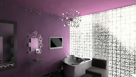 Woman Cave Bathroom - Glamour - Bathroom - by Narcisse94