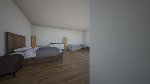 zolderkamer - Bedroom - by l601297