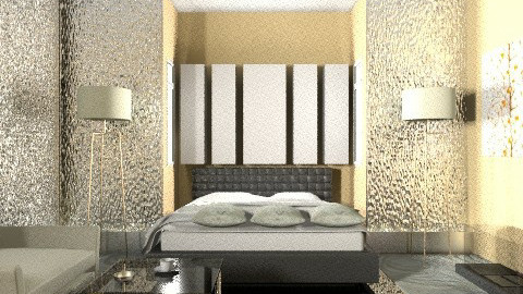 waterwall - Modern - Bedroom - by decorj