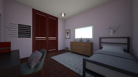 My new room - Vintage - Bedroom - by fowlerol