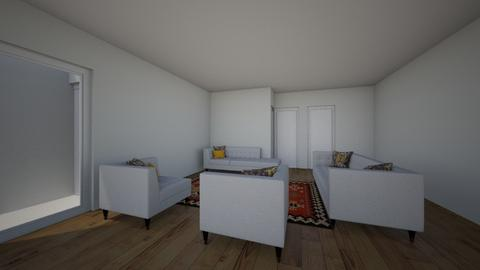 Plan C 1 - Living room - by pixie_16