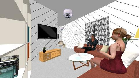 lounge room comp - Glamour - Living room - by mbroo153