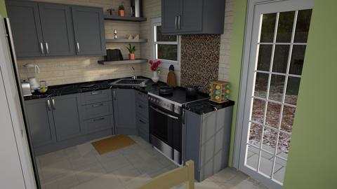 kitchen - Kitchen - by nandologia
