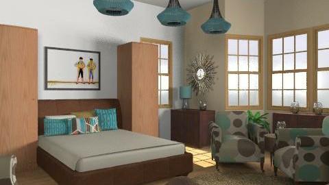 Dream Bedroom - Modern - Bedroom - by tayloriginal