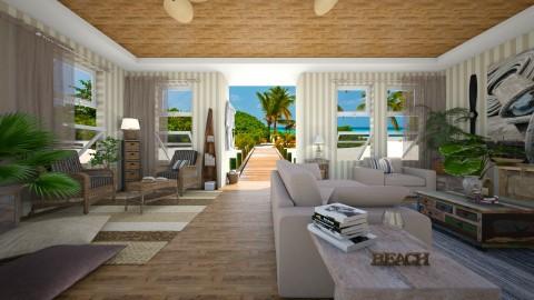 Fiji - Living room - by Lackew