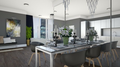 Dining room 2492016 - Dining room - by Lye