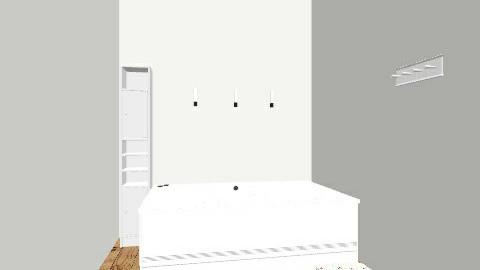 vintage dream room - Bedroom - by aimeebrookes_