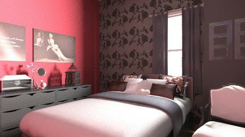 MY room part II - Minimal - Bedroom - by fsarianna
