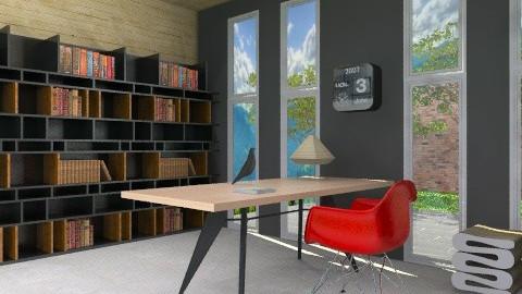 Office MCM - Modern - Office - by 3rdfloor
