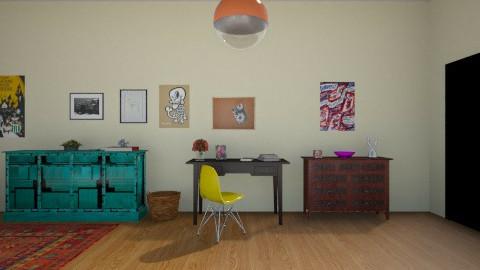 BEEED - Bedroom - by Jor Giaconata