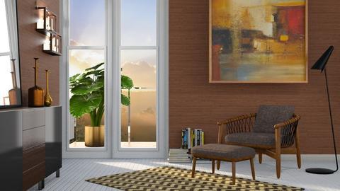 M_Sunbeam to Earth - Bedroom - by milyca8