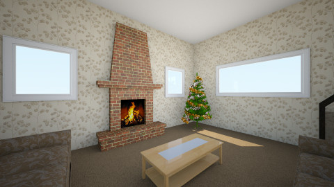 winter warmth - Living room - by eaverill