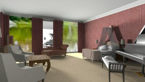 Grandmother Bedroom - Classic - Bedroom - by Natalia15