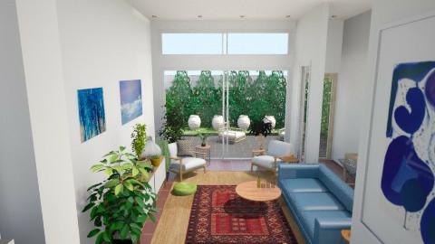newlivdin - Living room - by Sputnik