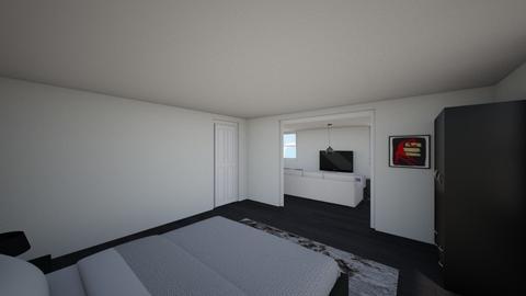 Single Bedroom - Bedroom - by Owyn52981