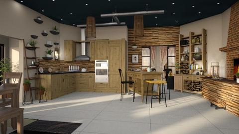 Artisan Kitchen - by ZsuzsannaCs