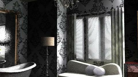 sala de banho - Eclectic - Bathroom - by M Liane