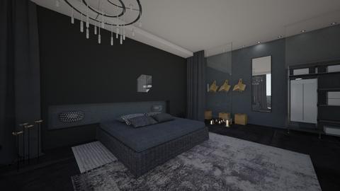 bedroom1new - Bedroom - by Yana1705