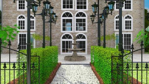 Symmetry2 - Classic - Garden - by PomBom