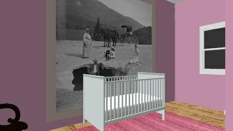 babies room - by Maddi2002