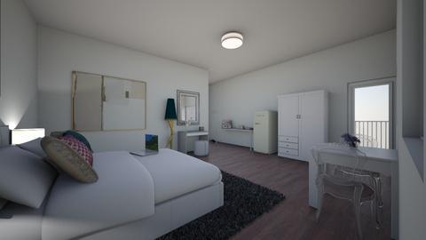 scdx - Bedroom - by lenabena