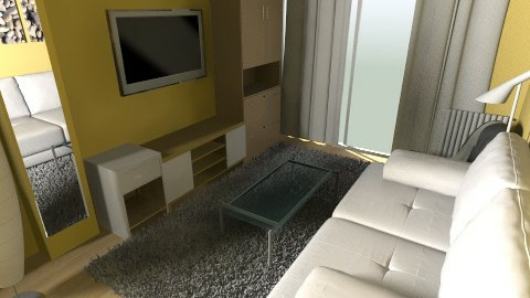 szermea85 - Living room - by szermea85