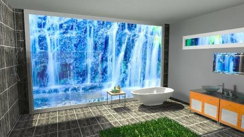 eco friendly bathroom - Eclectic - Bathroom - by tillsa98