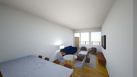 Chelsea Capitol - Living room - by susieandshomik