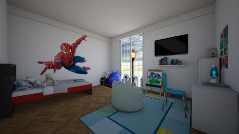 kids - Kids room - by nevenadesko
