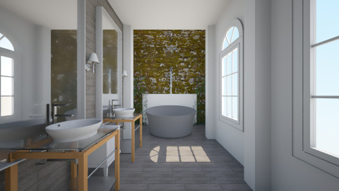 verbena - Classic - Bathroom - by wagner herbst padilha