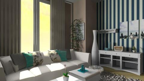 Ralph living room - Living room - by vydrovamisulka1