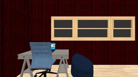 Practice Room - Living room - by Isa_Snowy_Owl