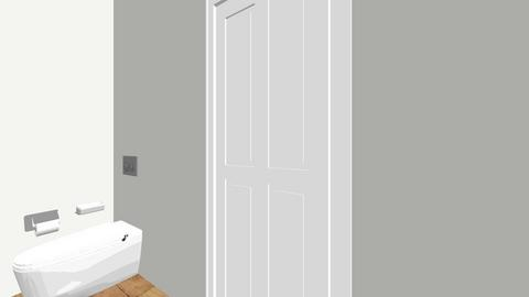 bedroom - Bathroom - by cadence hensley
