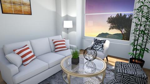 simple - Global - Living room - by sonakshirawat175