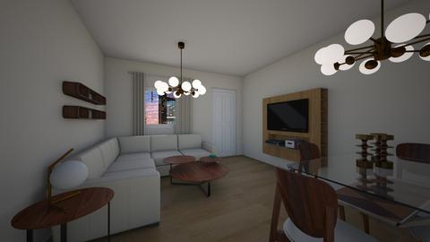 Daisy de Arias 4 Boyd - Modern - Living room - by Daisy de Arias