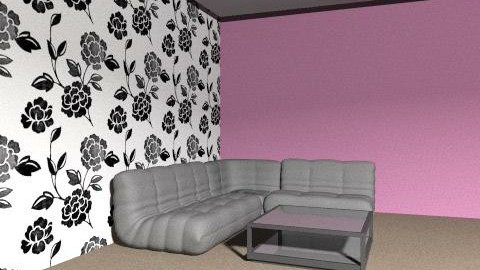 Bedroom and Den xx - Retro - Bedroom - by Lynzzy