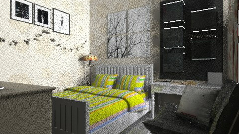 simply chick - Vintage - Bedroom - by Veny Mully