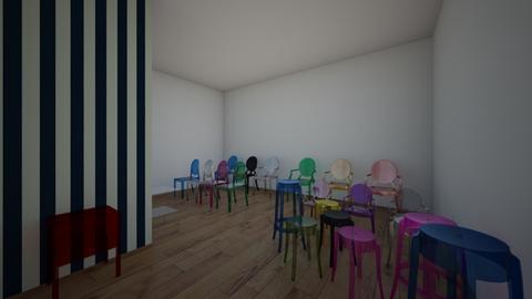 Chairs Fillip Starck3 - Modern - by anatklin