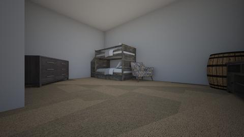 mitchells dream room - by 25mitchduf