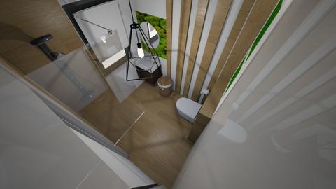 Alex Capitaneanu parter - Bathroom - by Flori Santa