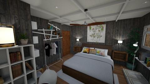 Cozy Cabin - by AkhiaStyle