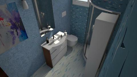 Studio Bathroom1 - Classic - Bathroom - by Vlad Tepes