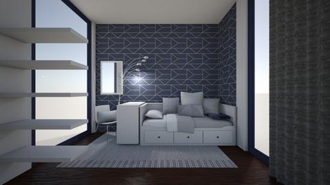 Small Bedroom 21 - Modern - Bedroom - by XiraFizade