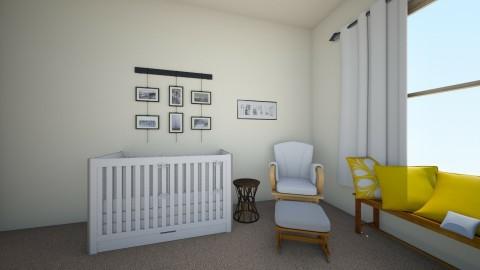 Crib - Rustic - Kids room - by savannaroberts23
