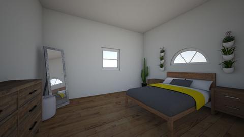 plane - Bedroom - by cuddelbear