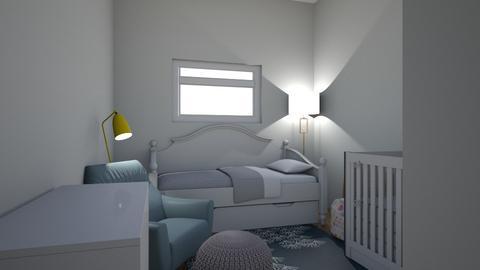 Babyroom12 - Kids room - by sara_cooley