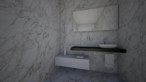 banheiro - Bathroom - by DESSSCCCC