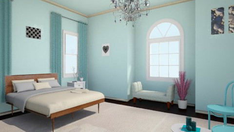 12 year old bedroom - Bedroom - by mgirl