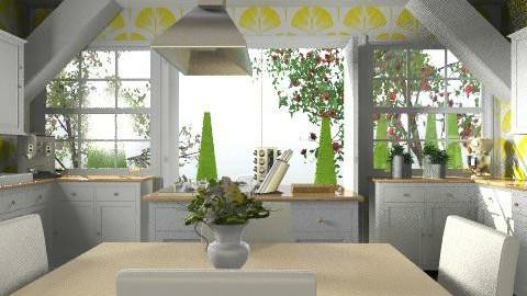 Classic kitchen - Classic - Kitchen - by ovchicha